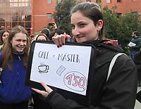 2018 04 09 Concentracion estudiantes contra cifuentes