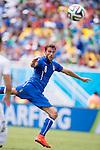 Claudio Marchisio (ITA), JUNE 24, 2014 - Football / Soccer : FIFA World Cup Brazil 2014 Group D match between Italy 0-1 Uruguay at Estadio das Dunas in Natal, Brazil. (Photo by Maurizio Borsari/AFLO)
