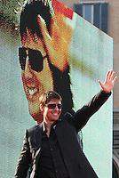 """Tom Cruise<br /> Roma, 24/04/06 Diretta da Piazza del Popolo con Mtv per la presentazione del film """"Mission Impossible III"""".<br /> Mtv Special from Piazza del Popolo in Rome to present the film 'Mission Impossible III"""". Piazza del Popolo in Rome, April 24, 2006 <br /> Photo Samantha Zucchi Insidefoto"""