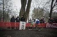 Alice Maria Arzuffi (ITA/Lensworld-Zannata)<br /> <br /> UCI Cyclocross World Cup Namur/Belgium 2016