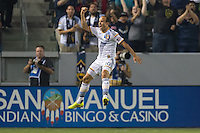 LA Galaxy vs Vancouver Whitecaps, August 23, 2014