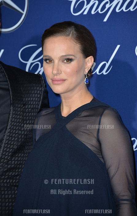 Actress Natalie Portman at the 2017 Palm Springs Film Festival Awards Gala. January 2, 2017<br /> Picture: Paul Smith/Featureflash/SilverHub 0208 004 5359/ 07711 972644 Editors@silverhubmedia.com