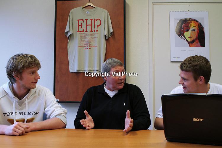 Foto: VidiPhoto..AMERSFOORT - Directeur Els van Dijk, Evangelische Hogeschool Amersfoort.
