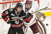 151205-PARTIAL-Northeastern University Huskies at Boston College Eagles (m)