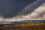 Autumn Storm over Highway 12, Boulder Mountain, Utah