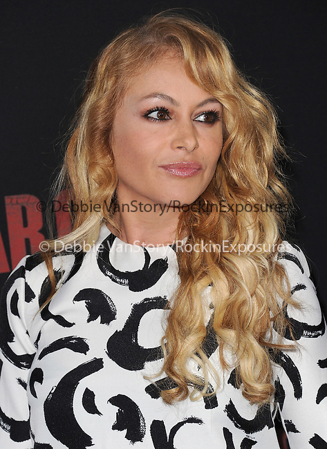 Paulina Rubio attends The  Cesar Chavez Los Angeles Premiere held at TCL Chinese Theatre in Hollywood, California on March 20,2014                                                                               © 2014 Hollywood Press Agency