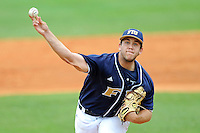 17 April 2010:  FIU's Scott Rembisz (30) pitches in the second inning as the FIU Golden Panthers defeated the University of New Orleans Privateers, 6-4, at University Park Stadium in Miami, Florida.