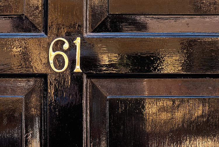 Number 61 - Number 61 Frith Street, Soho, London, England, UK