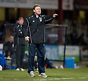 23/03/2010 Copyright  Pic : James Stewart.sct_jspa05_dundee_v_qots  .::  DUNDEE NEW BOSS GORDON CHISHOLM   ::  .James Stewart Photography 19 Carronlea Drive, Falkirk. FK2 8DN      Vat Reg No. 607 6932 25.Telephone      : +44 (0)1324 570291 .Mobile              : +44 (0)7721 416997.E-mail  :  jim@jspa.co.uk.If you require further information then contact Jim Stewart on any of the numbers above.........