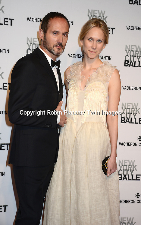 attends the New York City Ballet Spring 2014 Gala on May 8, 2014 at David Koch Theatre in Lincoln Center in New York City, NY, USA.