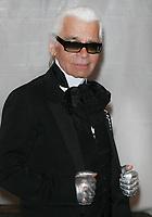 Karl Lagerfeld, 2005, Photo By John Barrett/PHOTOlink