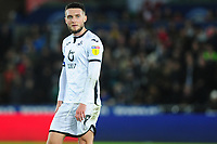 Matt Grimes of Swansea City during the Sky Bet Championship match between Swansea City and Millwall at the Liberty Stadium in Swansea, Wales, UK. Saturday 23rd November 2019