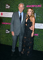 Steve Tisch &amp; Katia Francesconi at the arrivals for &quot;An Unforgettable Evening&quot;, to benefit the Women's Cancer Research Fund, at The Beverly Wilshire Hotel. Beverly Hills, USA 16 February  2017<br /> Picture: Paul Smith/Featureflash/SilverHub 0208 004 5359 sales@silverhubmedia.com