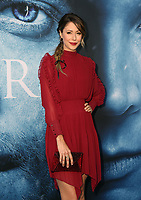 "LOS ANGELES, CA July 12- Amanda Crew,  At Premiere Of HBO's ""Game Of Thrones"" Season 7 at The Walt Disney Concert Hall, California on July 12, 2017. Credit: Faye Sadou/MediaPunch"