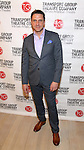 Raul Esparza attends the Transport Group Theatre Company 'A Toast to the Artist - An Evening with Mary-Mitchell Campbell & Friends'  at The The Times Center on February 6, 2017 in New York City.