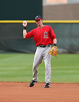 Ryan Mount - Los Angeles Angels - 2009 spring training.Photo by:  Bill Mitchell/Four Seam Images