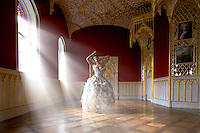 Rosie Red Couture - Strawberry Hill House