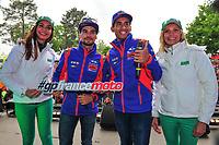 #55 HAFIZH SYAHRIN (MYS) RED BULL KTM TECH 3 (FRA) KTM RC16 #88 MIGUEL OLIVEIRA (PRT) RED BULL KTM TECH 3 (FRA) KTM RC16