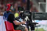 TV Camera during La Liga match. August 18,2019. (ALTERPHOTOS/Acero)