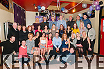 30th Birthday : Niamh Ryan, Listowel celebrating  her 30th birthday with family & friends at The Kingdom Bar, Listowel on Saturday night last.