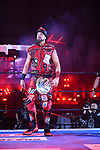 Lance Archer during the IWGP US Heavyweight Championship Match/Texas Death Match New Japan Pro-Wrestling Wrestle Kingdom 14 at Tokyo Dome on January 4, 2020 in Tokyo, Japan. (Photo by New Japan Pro-Wrestling/AFLO)