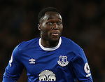 Romelu Lukaku of Everton during the Premier League match at Goodison Park Stadium, Liverpool. Picture date: September 30th, 2016. Pic Simon Bellis/Sportimage