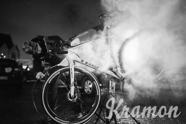 post training bike wash<br /> <br /> Elite Men's race<br /> Superprestige Diegem 2016
