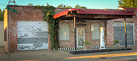 Old gas station on old allignment of Route 66 in Tulsa Oklahoma.