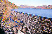DAMS AND MANMADE WATERFALLS<br /> Waterfall<br /> Westchester County, NY