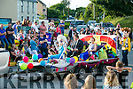 The Castlegregory  annual Summer parade on Sunday