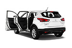 Car images close up view of a 2018 Nissan Rogue Sport S 4WD 5 Door SUV doors