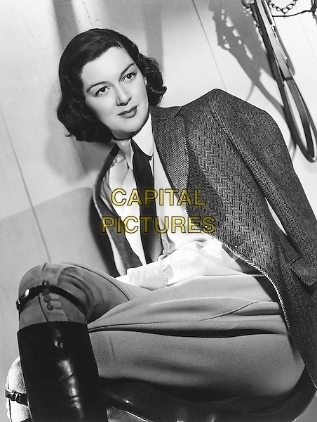 Rosalind Russell<br /> *Filmstill - Editorial Use Only*<br /> CAP/NFS<br /> Image supplied by Capital Pictures