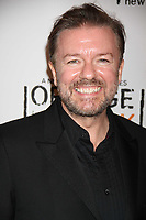 RICKY GERVAIS<br /> at NY Premiere of'' Orange is the New Black'' <br /> NETFLEX film  at NY Botanical Gardens<br /> 6-25-2013<br /> Photo By John Barrett/PHOTOlink