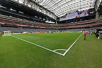 Houston, TX - Monday June 13, 2016: NRG Stadium during a Copa America Centenario Group C match between Mexico (MEX) and Venezuela (VEN) at NRG Stadium.