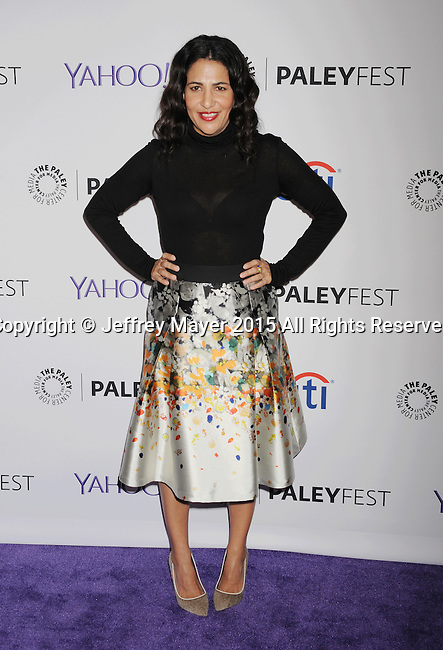 HOLLYWOOD, CA - MARCH 08: Executive producer Jenni Konner attends The Paley Center For Media's 32nd Annual PALEYFEST LA - 'Girls' at Dolby Theatre on March 8, 2015 in Hollywood, California.