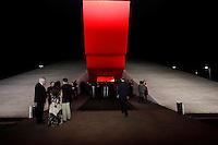 SÃO PAULO, 23 DE MAIO DE 2012. LANÇAMENTO DO ACERVO DIGITAL DO JORNAL ESTADO DE SÃO PAULO.  lançamento do acervo digital do Jornal o Estado de São Paulo na noite desta quarta feira no auditório ibirapuera em São Paulo. FOTO ADRIANA SPACA : BRAZIL PHOTO PRESS