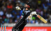 10th February 2019, Seddon Park, Hamilton, New Zealand; 3rd T20 International, New Zealand versus India;    Kane Williamson
