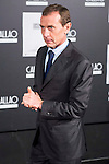 "Former football player Emilio Butragueño attends to the premiere of the documentary film "" White man, Black skin"" at Callao City Lights in Madrid, October 29, 2015.<br /> (ALTERPHOTOS/BorjaB.Hojas)"
