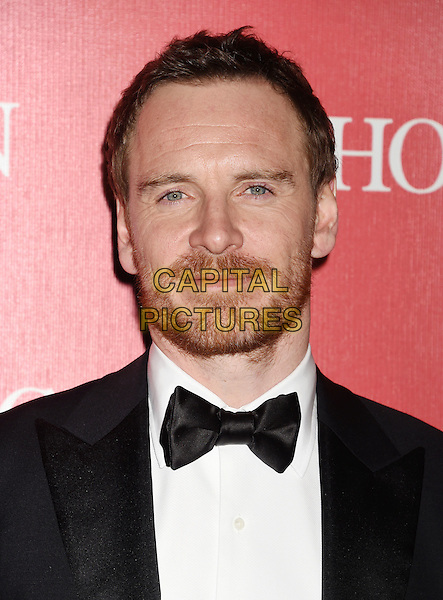 PALM SPRINGS, CA - JANUARY 02: Actor Michael Fassbender attends the 27th Annual Palm Springs International Film Festival Awards Gala at Palm Springs Convention Center on January 2, 2016 in Palm Springs, California.<br /> CAP/ROT/TM<br /> &copy;TM/ROT/Capital Pictures