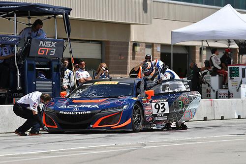 Pirelli World Challenge<br /> Grand Prix of Utah<br /> Utah Motorsports Campus, Tooele, UT USA<br /> Sunday 13 August 2017<br /> Peter Kox/ Mark Wilkins<br /> World Copyright: Richard Dole/LAT Images