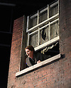 London, UK. 26.07.2016. THE PLOUGH AND THE STARS opens at the National Theatre. Directed by Howard Davies and Jeremy Herrin, with design by Vicki Mortimer. Picture shows: Justine Mitchell (Bessie Burgess). Photograph © Jane Hobson.