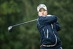 Jeong Eun Lee of South Korea tees off at the 14th hole during Round 1 of the World Ladies Championship 2016 on 10 March 2016 at Mission Hills Olazabal Golf Course in Dongguan, China. Photo by Victor Fraile / Power Sport Images