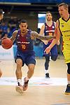 XXXVIII Lliga Nacional Catalana ACB 2017.<br /> FC Barcelona Lassa vs BC Morabanc Andorra: 89-70<br /> Edwin Jackson.