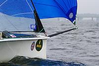 Clagett regatta-2013 Team qualifier in SKUD