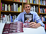 Book Signing with meteorologist Bryan Norcros