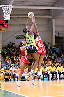 Netball: Jamaica vs. England. 2nd.Test.