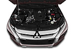 Car Stock 2020 Mitsubishi L200 Intense 4 Door Pick-up Engine  high angle detail view