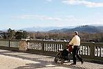 20080110 - France - Aquitaine - Pau<br /> LE BOULEVARD DES PYRENEES A PAU.<br /> Ref : PAU_019.jpg - © Philippe Noisette.