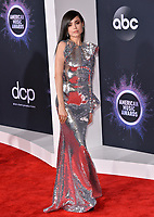 LOS ANGELES, USA. November 25, 2019: Sofia Carson at the 2019 American Music Awards at the Microsoft Theatre LA Live.<br /> Picture: Paul Smith/Featureflash
