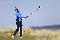 Jack Pierse (Portmarnock) during the first round of matchplay at the 2018 West of Ireland, in Co Sligo Golf Club, Rosses Point, Sligo, Co Sligo, Ireland. 01/04/2018.<br /> Picture: Golffile | Fran Caffrey<br /> <br /> <br /> All photo usage must carry mandatory copyright credit (&copy; Golffile | Fran Caffrey)